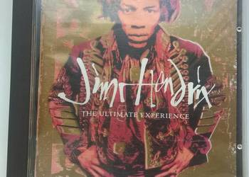 Plyta CD Jimi Hendrix The Ultimate Experience