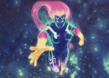 Smite - bogini Sol i skórka Supernova