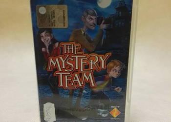 LOMBARDOMAT Gra PSP The Mystery Team Gi 300/15