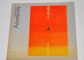 Przegląd artystyczny nr 6 (70) 1972r