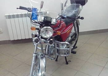 motorower Benyco Mocca 50 4T jak Ranger, router