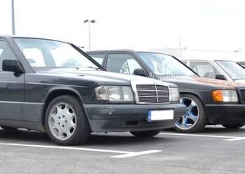 mercedes 190 (w201) prawie wszystkie czesci