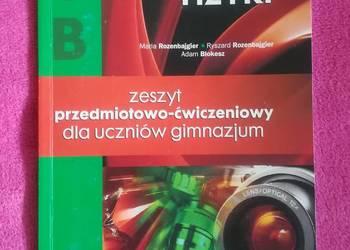 Świat fizyki 3B ćwiczenia gimnazjum WSiP/ZamKor