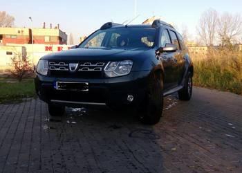 """Dacia Duster Laureate+""""Look"""", klima, 1 wł., zamiana/sprzedaż"""