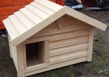 Buda domek dla psa lub kota,przedsionek