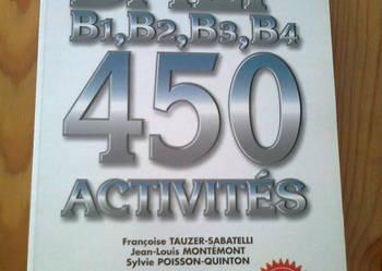 DALF B1,B2,B3,B4 450 activites