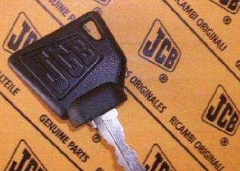 Kluczyk do drzwi stacyjki JCB 3CX JCB 4CX