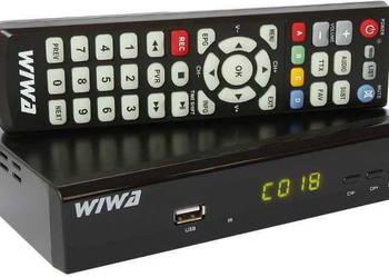 TUNER DVB-T TV WIWA HD90 MEMO