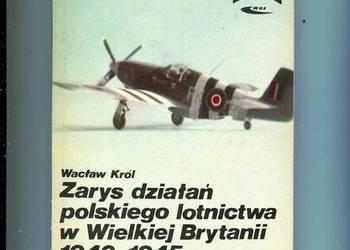 Zarys działań polskiego lotnictwa w Wielkiej Brytanii 1