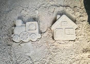 Piasek do piaskownicy, czysty płukany, przesiewany