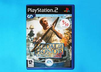Medal of Honor: Rising Sun (Playstation2 | PS2)