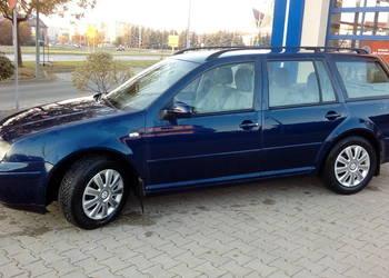 VW Golf/ Bora 1.8T kombi GAZ i Hak