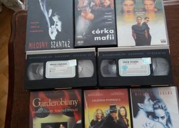 Sprzedam kasety VHS z filmami