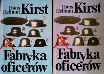Ksiazka - Fabryka oficerow