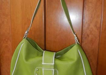 Franco Sarto zielona torebka z USA