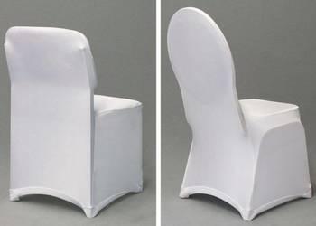 Wynajem pokrowcow elastycznych na krzesla 3 zl sztuka