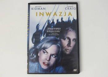 Inwazja film DVD lektor PL/napisy PL -> NOWY