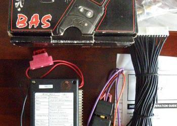 Autoalarm Silicon BAS2