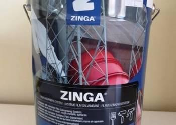 ZINGA farba z dużą zawartością cynku 96% ZINGA 1kg