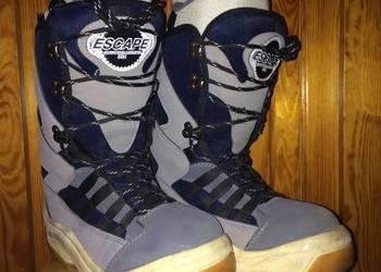 Buty snowboardowe ESCAPE roz.39