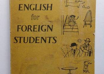 PRESENT DAY FOR FOREIGN STUDENTS - E.F.CANDLIN