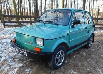 Fiat  126P  1993 rok