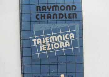 kryminał Tajemnica Jeziora Raymond Chandler, kryminał książk