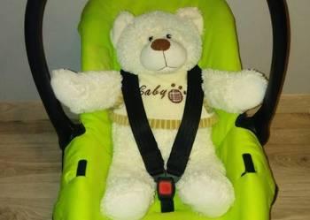 Nosidełko-fotelik 0-13 kg dla noworodka.