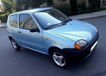 Fiat Seicento 900 Zadbany Bez Wkładu Długie Opłaty