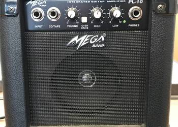 Wzmacniacz gitarowy Combo Piecyk MEGA AMP PL10