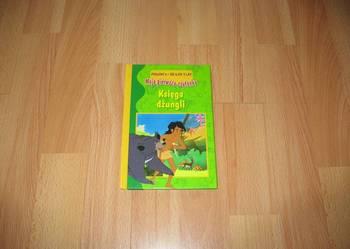 Księga dżungli. Moja pierwsza czytanka (KSIĄŻKA)