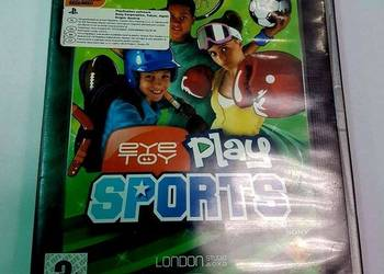 GRA PS2 PLAY SPORTS
