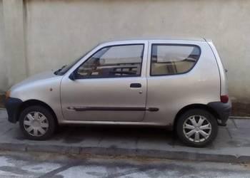 Fiat Seicento 900 young rok 2000 OC do lipca bez przeglad