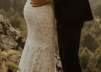 Suknia Ślubna VANILLA SPOSA 1839 Idealna Ponadczasowa Okazja