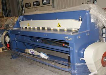 Gilotyna mechaniczna do blachy ACL Q11-2x2000mm