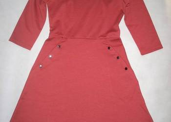 RESERVED Modna Sukienka Na czasie NOWA L 40