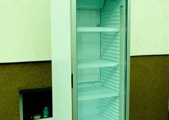 Lodówka witryna szafa chłodnicza SFA Cool 60cm. Dostawa