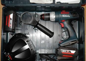 Wiertarko-wkrętarka 36V Bosch GSR GSB36V-Li 2x2Ah