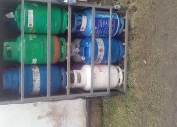 Wymiana butli gazowych