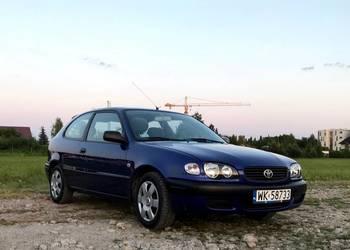 TOYOTA COROLLA 1.4VVTi Benzyna 2000r