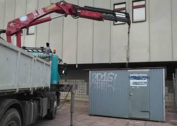 transport HDS - wywrotka, załadunek, rozładunek Łódz okolice