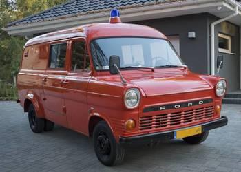 Ford Transit Mk I Oryginał! Stan Kolekcjonerski