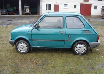 Fiat maluszek 126 elx