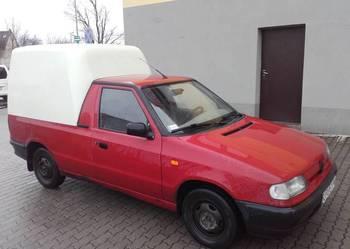 Sprzedam Skoda Felicia Pick-Up 1,9D 2000 r.