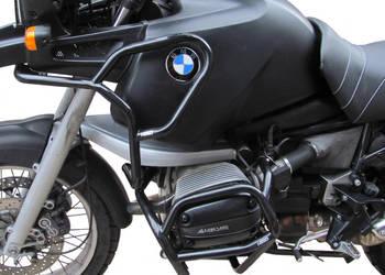 Gmole HEED FULL BUNKIER do BMW R 1100 GS (93-99) czarne