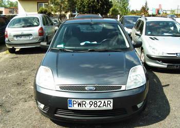 Ford Fiesta 1.4 TDCI 2005 r