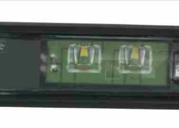 OŚWIETLENIE TABLICY REJ. LE=PR (LED) - VW AMAROK  2010.01->