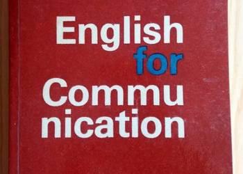 English for Communications - L.Szkutnik