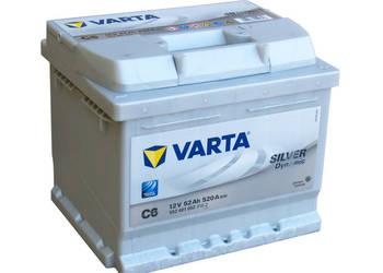 Akumulator VARTA SILVER 52Ah/520A C6