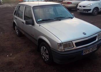 Opel Corsa A 1.2 długie opłaty